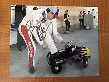 Ryan Blaney Signed 8x10 Photo NASCAR autograph COA