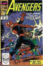 Avengers #317 - VF/NM - Spiderman