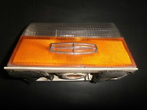 1979 Lincoln Versailles Front Drivers Side Signal Light Lens!