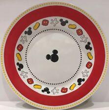 "Mickey Mousse Disney Serving Pasta/Salad Bowl Dish 13""D"