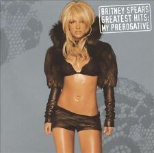 Greatest Hits: My Prerogative by Britney Spears (CD, Nov-2004, Jive) NEW