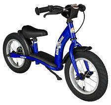 BIKESTAR® Sicherheit-Kinderlaufrad ab 3 Jahre ★ 12er Classic ★ Abenteuer Blau