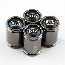 Titanium Automobile Tire Valve Air Dust Screw Cap Cover For Kia Accessories Trim