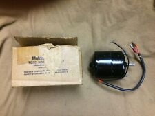 1959 Ford truck NOS 12V 2 speed heater blower motor, B9FT 18527-A & B9C 18527-A