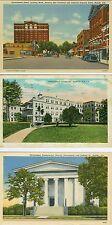 Mobile AL Gov St, Barton Academy,Providence Infirmary,Bienville Sq,PresbyterianC