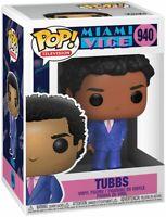 Miami Vice Tubbs Philip Michael Thomas POP! Television #940 Vinyl Figur Funko