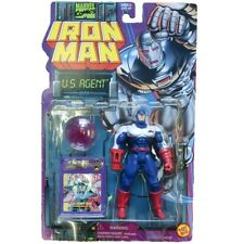 Toy Biz Marvel Comics Iron Man U.S. Agent Action Figure MIP