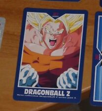 DRAGON BALL Z DBZ HERO COLLECTION PART 4 CARD CARTE 327 MADE IN JAPAN **
