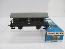 MES-41335Märklin 4000 H0 Personenwagen mit minimale Gebrauchsspuren,mit OVP,