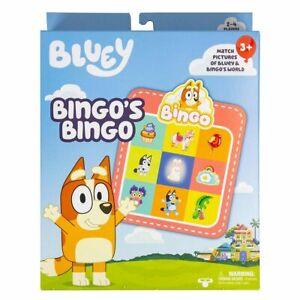Bluey Bingos Bingo Board Game NEW