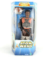 "Hasbro 2003 Star Wars Saga Phase II 12"" Action Figure - ROTJ Lando Calrissian"