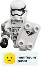 sw667 Lego Star Wars 75166 - First Order Stormtrooper Minifigure w Weapon Shield
