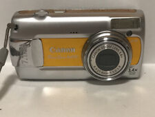 Canon PowerShot A1100 IS 12.1MP Digital Camera Tested Works Included SD 1 GiCard