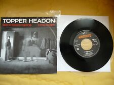 """Topper Headon -CLASH  DUTCH - GOT TO KEEP ON GOING / TIME IS TIGHT 7""""45 *MINT***"""