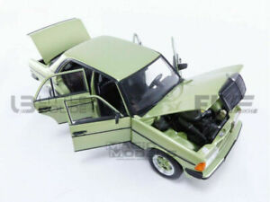 Norev 1982 Mercedes Benz 200 W123 AMG Green in 1/18 Scale. Brand New!