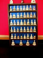 Bell Display Rack - Large - Collectables -china - porcelain -  6 shelves
