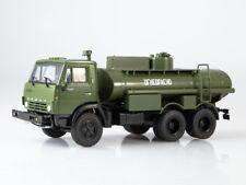 Scale model truck 1:43 KAMAZ-5320 tank Truck-9 khaki