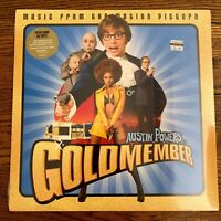 Austin Powers in Goldmember Vinyl RSD Record LP comedy movie soundtrack ost new