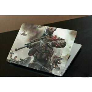 COD 4 4K Resolution Gaming Designs For Laptop Skin Sticker Cover For 15.6 Screen