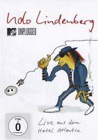 UDO LINDENBERG - MTV UNPLUGGED 2 DVD DEUTSCHPOP NEU