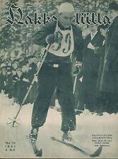 Finland Wartime Magazine Hakkapeliitta 1941 #10 - WWII