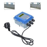 TUF-2000B DN50mm-700mm TM-1 RS485 Digital Wall-mounted Ultrasonic Flow Meter
