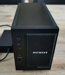 NETGEAR ReadyNAS Duo, 4TB Festplattenspeicher