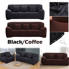 Removable Stretch Couch Sofa Lounge Covers Recliner 3 Seater Dining Chair Cover