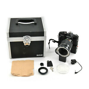 Elicar V-HQ Medical Macro MC 90mm F2.5 Lens & Elicar MS-1 Body & Extras!