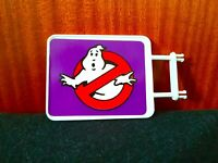 Kenner REAL GHOSTBUSTERS - Fire Station Sign / Logo - 1986 Vintage Original RARE