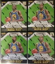 2018-19 PANINI PRIZM BASKETBALL RANDOM PLAYER WAL-MART 4 MEGA BOX BREAK