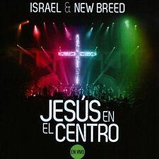 Jesús En El Centro En Vivo by Israel & New Breed (CD, 2013, Integrity Music)
