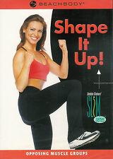 Debbie Siebers Beachbody Slim In 6 - Shape It Up - New Sealed DVD