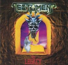 The Legacy [PA] by Testament (CD, Oct-1990, Atlantic (Label))