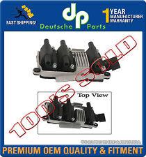 AUDI A4 A6 VW PASSAT 2.8 V6 IGNITION COIL PACK Packs 078 905 104 / 078905104