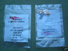 Omni Spectra 2034-5005-00 SMA socket crimp type 2 pieces OM0682
