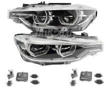 BMW 3 SERIES F30 F31 LCI HEADLIGHT FULL LED RIGHT & LEFT SIDE OEM ASSEMBLED NEW