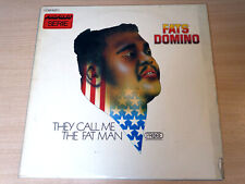 EX !! Fats Domino/They Call Me The Fat Man/1973 Probe LP/German Issue