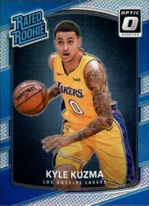 2017-18 Donruss Optic Silver Holo Prizm Refractor Parallel Singles-Pick Ur Cards