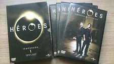HEROES 1ª TEMPORADA - 7 DVDs