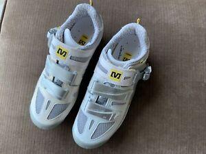 Mavic Womens 6.5 Scorpio Cycling Mountain Bike Shimano Cleats Shoes $165 MSRP
