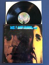 BARRY GOLDBERG 2 Jews Blues LP Vinyl VG/VG+