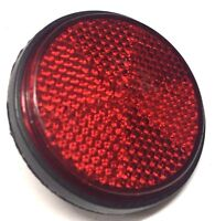 NEW RED REAR REFLECTOR BAJA MINI BIKE MB165 & MB200 BAJA HEAT MINI BAJA WARRIOR