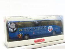 Wiking 1/87 714 11 44 MB O404 RHD Omnibus FC Hansa Rostock OVP (RB2510)