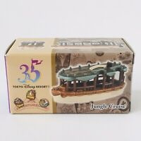 Tokyo Disney Resort Jungle Cruise Boat TOMICA TOMY Japan 35th Anniversary