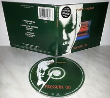 CD ROGER TAYLOR - PRESSURE ON - 3 TRACKS - EXCLUSIVE - DIGIPAK - SINGLE