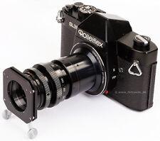 Rolleiflex SL35 ENDOSKOP-KAMERA (?) + Spezialobjektiv SEHR SELTEN ! VERY RARE !