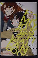JAPAN NEW Horimiya 10.5 Official Fan Book