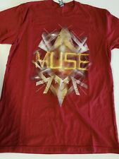 The Muse 2013 Concert Tshirt Size Medium