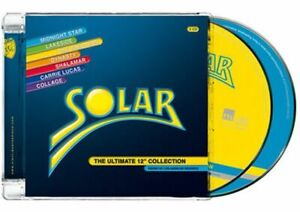 "Solar The Ultimate 12"" Collection 2-cd new cd Ptg   soul / funk"